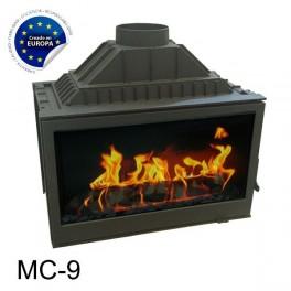 chimenea de fundición MC-9